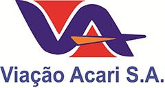 logomarca Viação Acari S/A