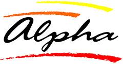 logomarca Auto Viação Alpha S/A