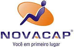logomarca Viação Novacap S/A